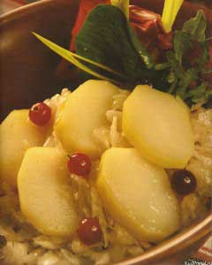 Закуска финно-угорских народов