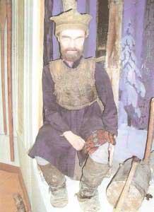 Охотничья одежда коми-пермяков