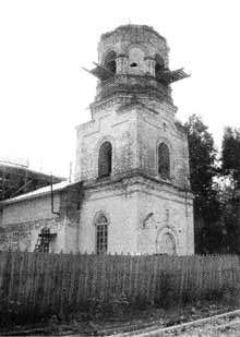 Церков Архангельское