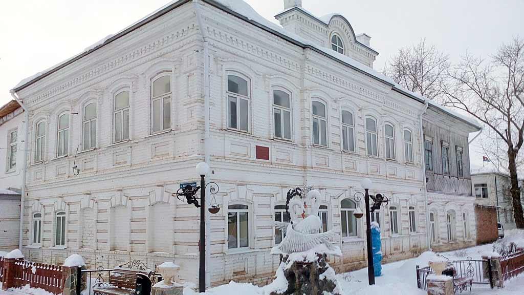 Дом Купца Вилесова с. Юсьва