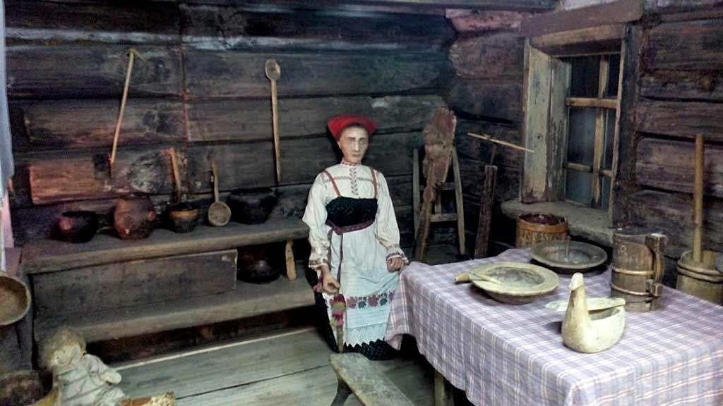Кудымкарский  музей, дом крестянина