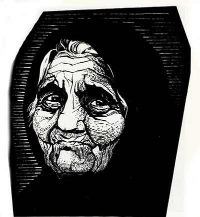 Бабушка Дарья