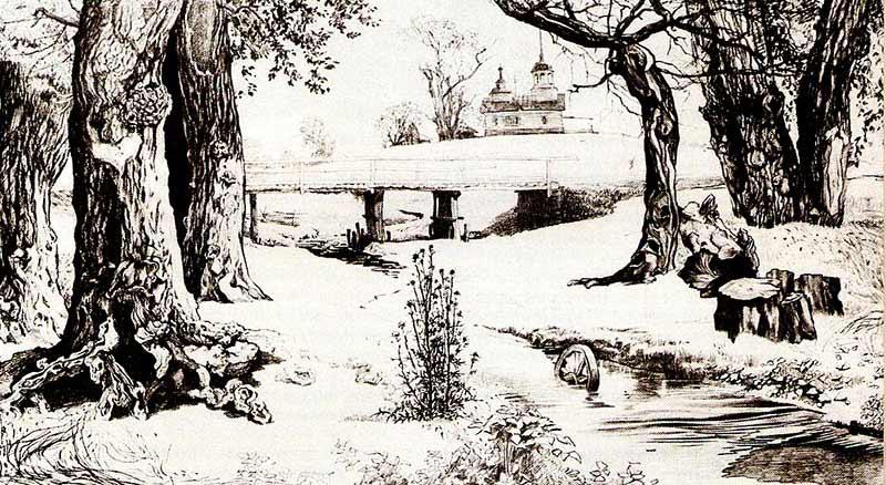 Тополинная Деревня