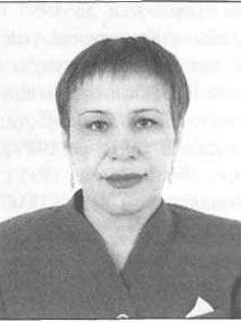 Ахиярова Гульсина