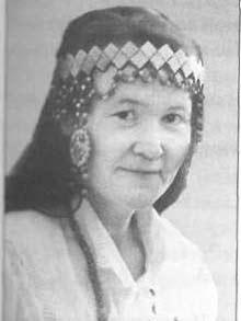 Аксенова Ольга 1961