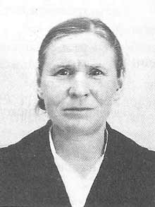 Аксенова Раиса