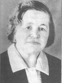 Алебастрова Клавдия