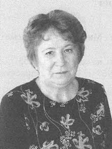 Бартова Светлана