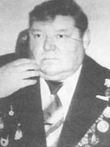 Бражкин Михаил
