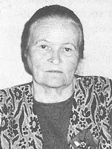 Фомичева Людмила