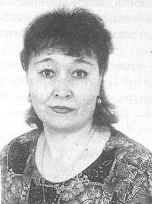 Гусельникова Антонина