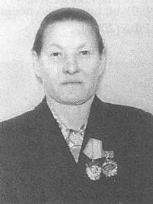 Исакова Зоя