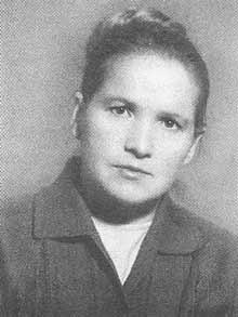 Климова Антонида