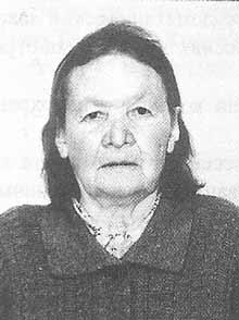 Мансурова Нина