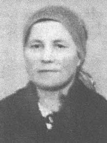 Мельчакова Степанида