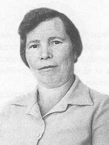 Петрова Анфиса