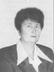 Плотникова Галина