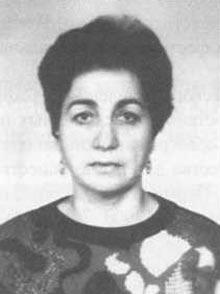 Пономарева Нина