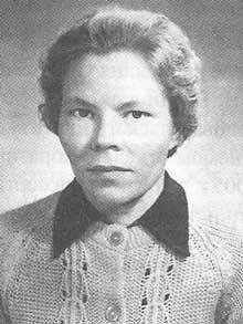 Попова Валентина