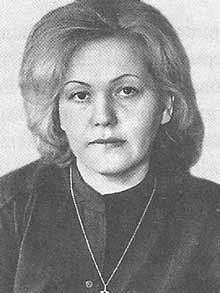 Пугина Галина