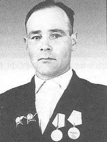 Сабуров Николай