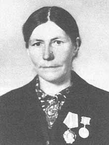 Сальникова Ольга