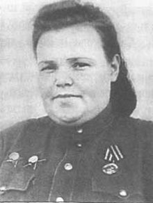 Шалепова Марина