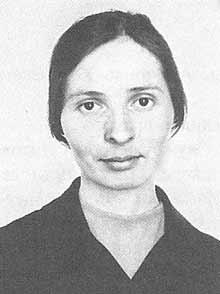 Смирнова Сталина