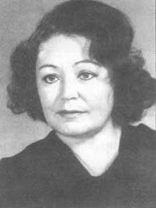 Столярова Людмила