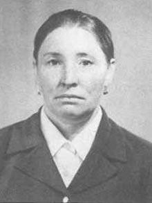 Тулеева Таисья