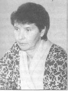 Власова Людмила