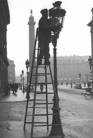 Газовые лампы (фонари) в Санкт-Петербурге