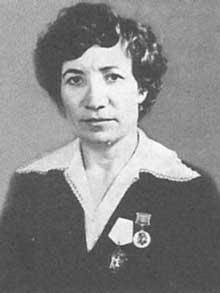 Пономарева Манефа