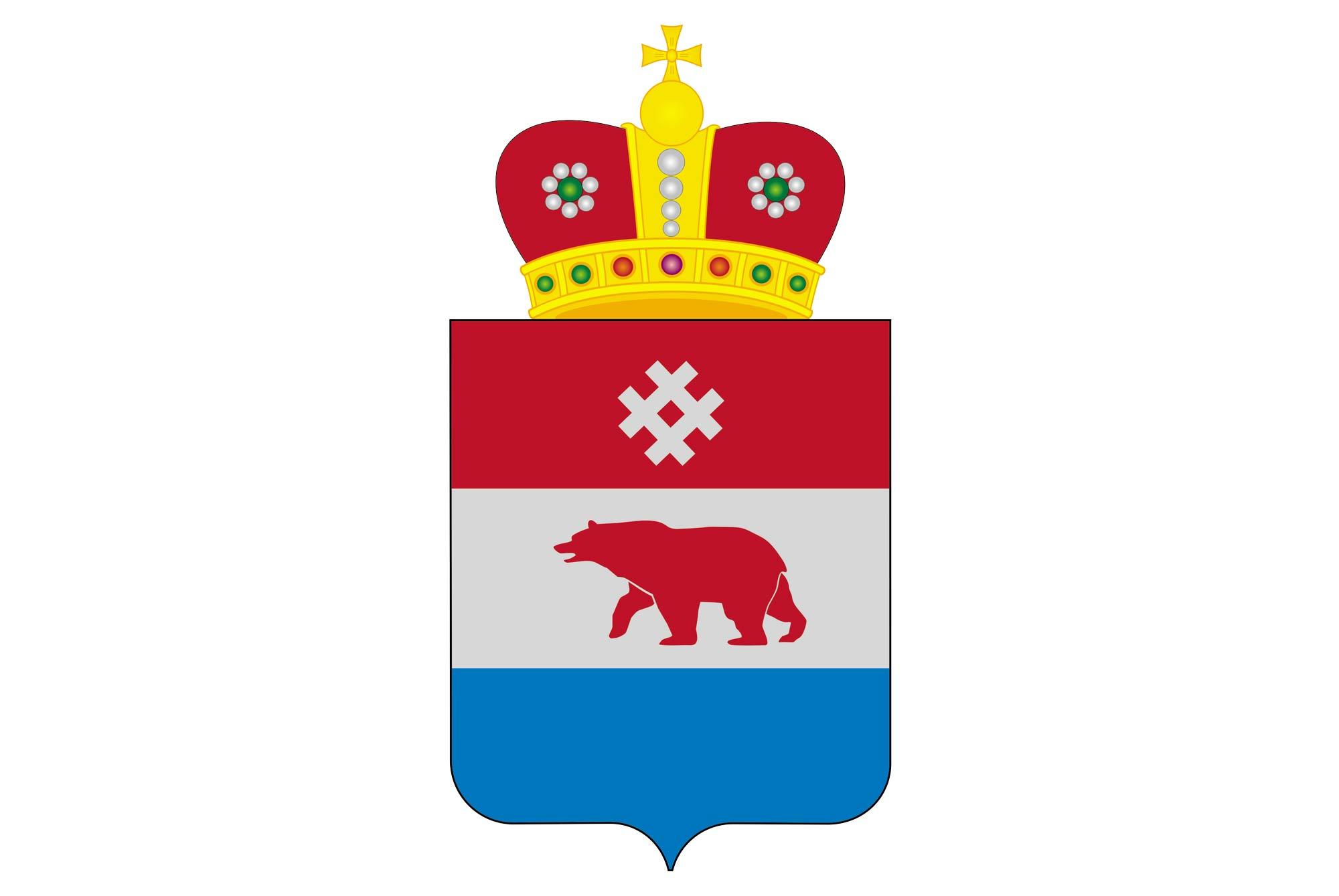 Герб Коми-Пермяцкого округа