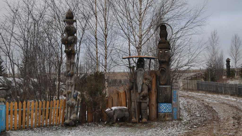 Кочевский район фото