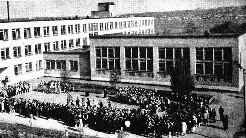 Школа номер 8 г. Кудымкара